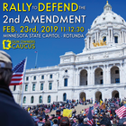Rally to defend the Second Amendment