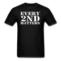 Every 2nd Matters T-Shirt | Gear-Websites